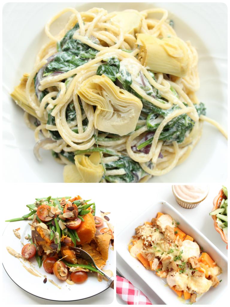 top vegetarische gerechten
